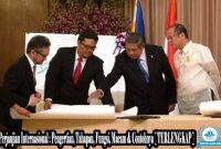 Perjanjian Internasional : Pengertian, Tahapan, Fungsi, Macam & Contohnya [ TERLENGKAP ]