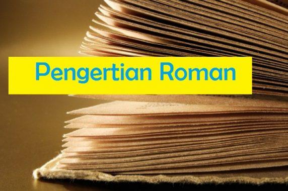 √ Roman : Pengertian, Ciri, Jenis dan Unsur Terlengkap