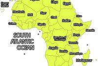 √ Karakteristik Benua Afrika Terlengkap