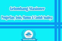 Gelombang Stasioner