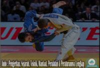 Judo : Pengertian, Sejarah, Teknik, Manfaat, Peralatan & Peraturannya Lengkap